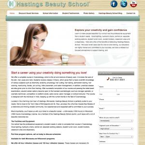 Hastings Beauty School