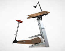 Standing desk by Focal
